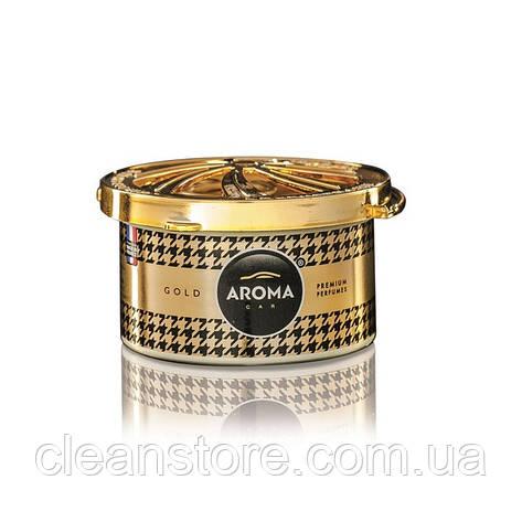 Ароматизатор Aroma Car Prestige Organic Gold, фото 2