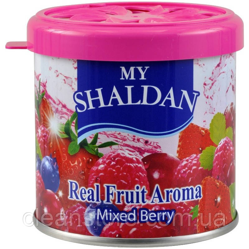 Ароматизатор My Shaldan Mixed Berry Смесь ягод