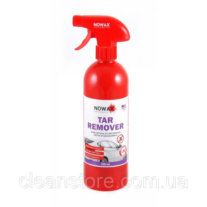 Очиститель битумных пятен и насекомых NOWAX NX75001 Tar Remover 750мл
