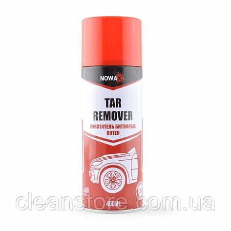 Очиститель битумных пятен NOWAX NX45430 Tar Remover 450ml, фото 2