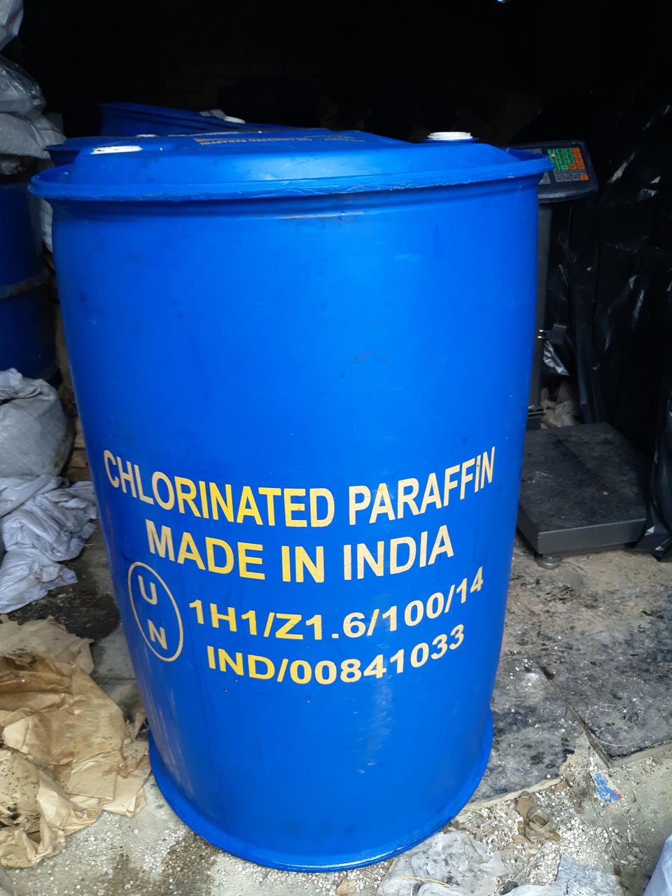 Хлорований парафін (хлорпарафин) рідкий ХП-52 від 265 кг/бочка