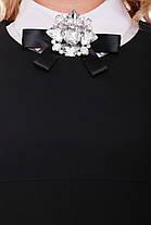Сарафан женский Санта черный Размеры 50, 52, 54, 56. , фото 3