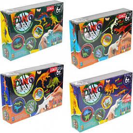 Набор роспись 3 D моделей динозавров «Dino Art» DA-01–01 /05   ДТ-ОО-09-70
