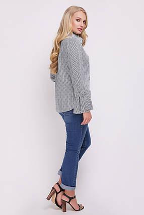 Блуза женская Агата морская, фото 2