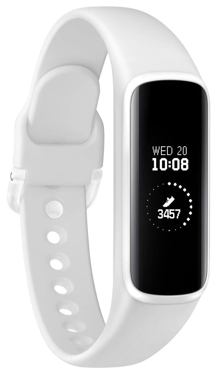Фитнес-трекер Samsung Galaxy Fite White (SM-R375NZWASEK) UA