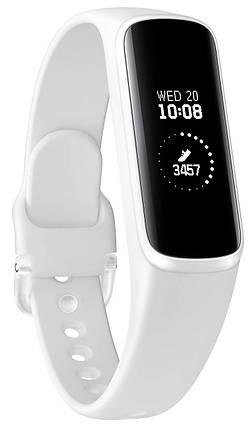 Фитнес-трекер Samsung Galaxy Fite White (SM-R375NZWASEK) UA, фото 2