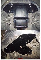 Защита двигателя и кпп  радиатора  Audi A8  2002-2010  3,0 ТДИ