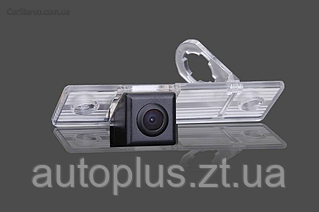Штатная камера заднего вида  для CHEVROLET AVEO NEW, СAPTIVA, СRUZE, UNIVERSAL 2012 года выпуска