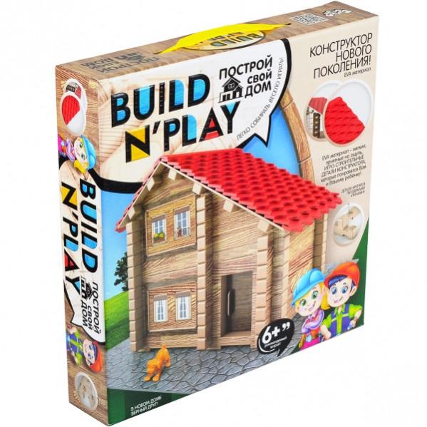 Конструктор дом «Build'n'Play»