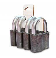 Набор замокв навесных  ВС2 М1  ( 4 замка+ 9 ключей)