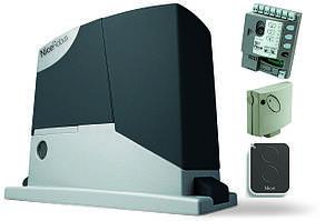 NICE Robus 400 KCE — автоматика для откатных ворот (створка до 400 кг)