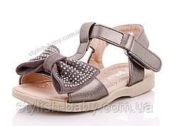 Детская обувь оптом 2019. Детские босоножки бренда Yalike для девочек (рр. с 20 по 25)