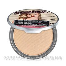 Хайлайтер  для лица theBalm Mary-Lou Manizer 8.5 gr, фото 2