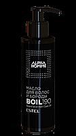 Масло для волос и бороды ALPHA HOMME PRO, 190 мл
