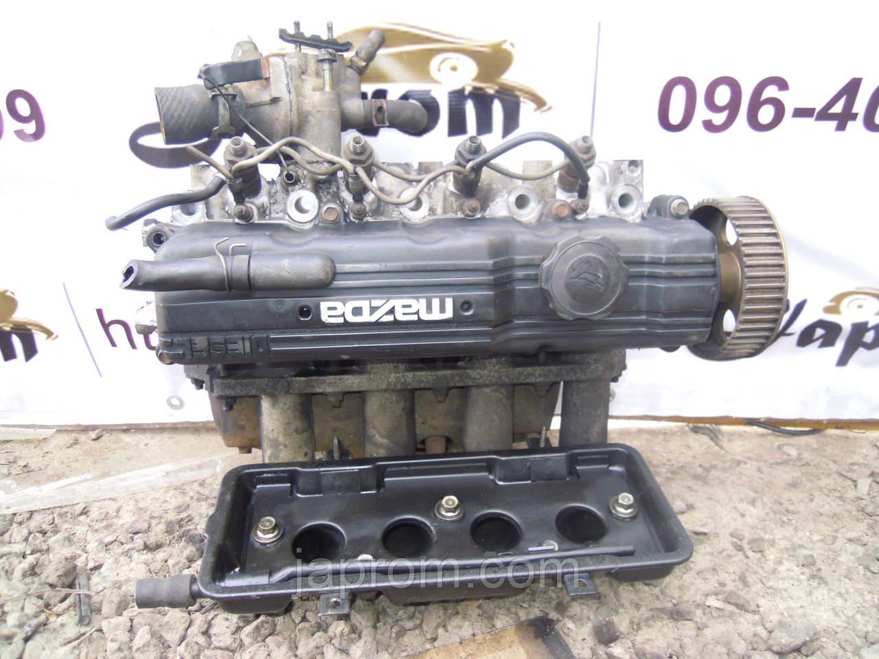 Головка блока цилиндров (ГБЦ) Mazda 323 BG 1988-1994 г.в. 1.7 дизель