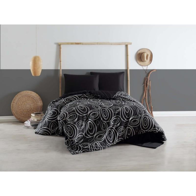 Комплект постельного белья Eponj Home B&W Ring