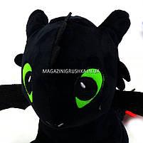 Мягкая игрушка «Как приручить дракона?». Любимая игрушка Дракоша Беззубик 00688-1, фото 3