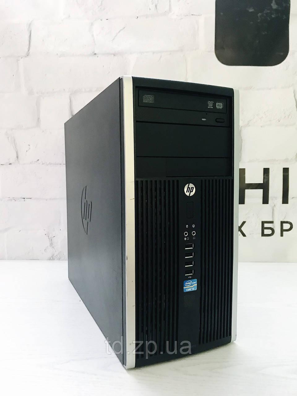 Системный блок HP Compaq 8200 Elite Intel Core i5-2400/4Gb DDR3/250Gb HDD/DVD