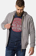 Толстовка Zip Hoody от Mustang jeans в размере M