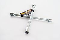 Ключ колесный крестовой 17x19x21x23