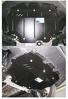 """Защита двигателя,КПП и радиатора  Volkswagen Caddy 2004-2010 """"Кольчуга"""""""