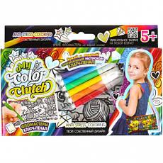 Пенал-розмальовка фломастерами «My color clutch», фото 3