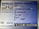 Лобовое стекло VolkswagenGolf 6 (2009-2012) | Автостекло Гольф 6 | Доставка по Украине | ГАРАНТИЯ, фото 5