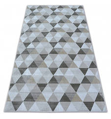 Ковер Лущув Nobis 160x230 см кремовый прямоугольный (DEV1000)
