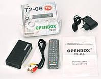 Цифровой эфирный DVB-T2 приемник Openbox T2-06