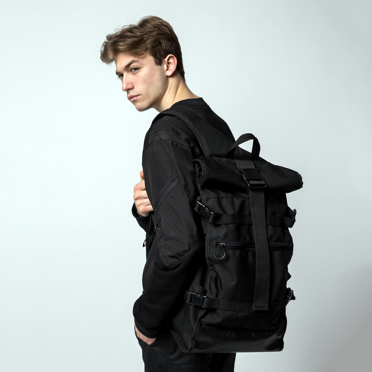 Рюкзак ТУР Akuma 19 черный
