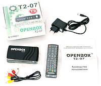 Цифровой эфирный DVB-T2 приемник Openbox T2-07
