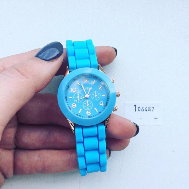 РЕПЛИКА Часов  Geneva blue