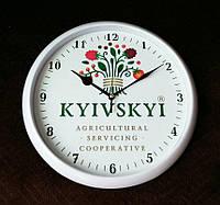 Настенные часы с логотипом Киев, фото 1
