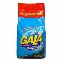 Пральний порошок ГАЛА автомат 3кг для змішаних тканин (море, конвалія, франц. аромат)