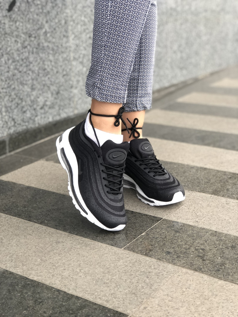 Кроссовки женские Nike Air Max 97. ТОП КАЧЕСТВО!!! Реплика класса люкс (ААА+)