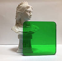 Полікарбонат монолітний, Borex, зелений 3 мм, 2,05*3,05м, 2,05*6,10м