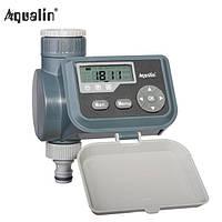 Aqualin 21004 цифровой таймер полив с защитной крышкой