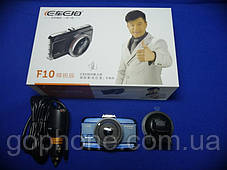 "Видеорегистратор EKEN F10 Full HD 1080p TFT 2,7"" Японское качество!, фото 2"