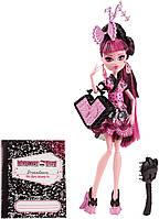 Кукла Monster High Дракулаура Программа обмена монстров - Monster Exchange Program Draculaura