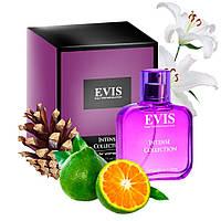 Парфюмированная вода для женщин Evis Intense Collection №40 Inspiration VERSENSE 50 мл