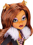 Кукла Monster High Клодин Вульф базовая перевыпуск - Clawdeen Wolf, фото 3