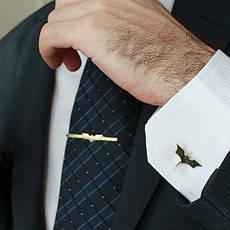 Запонки та затискачі для краватки