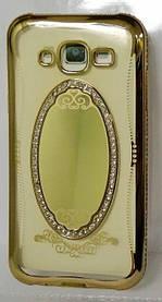 Силикон SA J5/J500 bamper Mirror