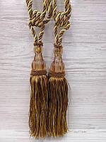 Подхваты, кисти для штор Цвет - коричневый., фото 1