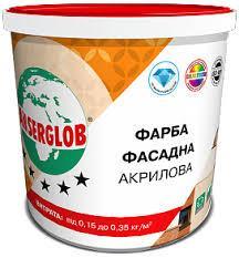 Краска фасадная акриловая универсальная Anserglob