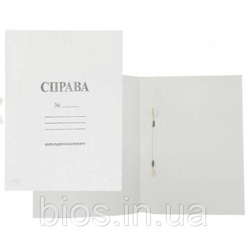 Папка-швидкозшивач А4 картонна