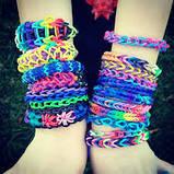 Набор Rainbow Loom bands 5000 шт., фото 2