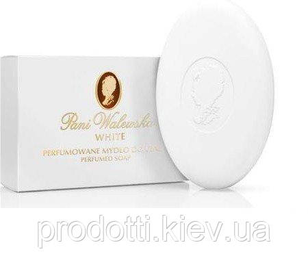 Крем-мыло Pani Walevska  White Creamy Soap 100г