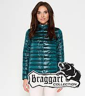 Braggart Angel's Woman 24992 | Короткий воздуховик весна-осень изумрудный