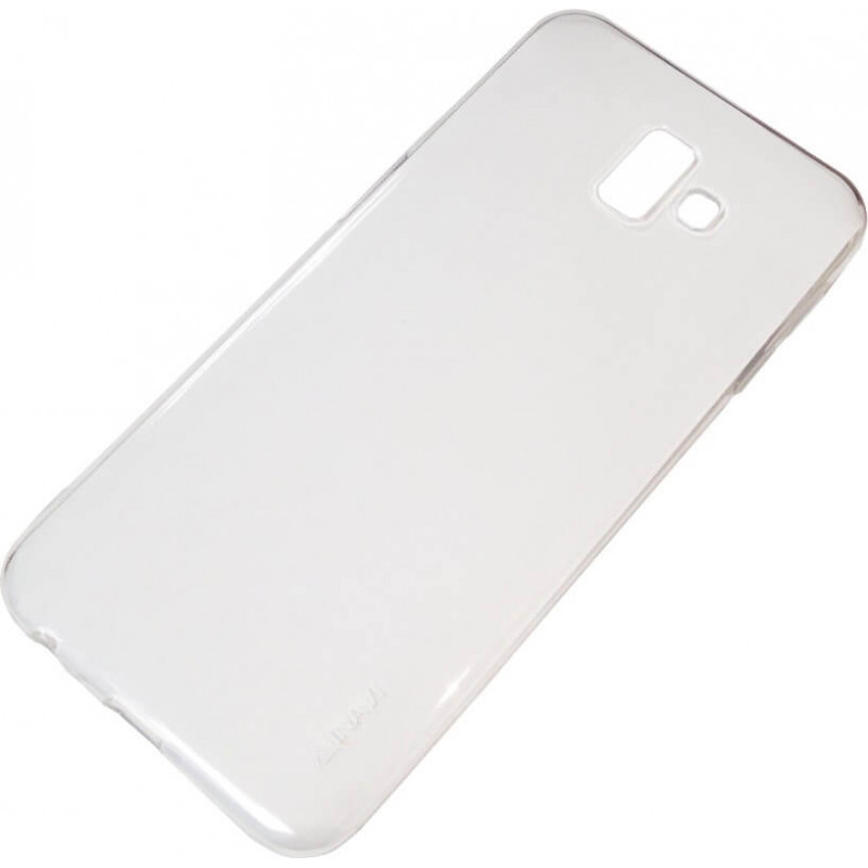 Силикон для Samsung J6+ (J610) White 0.7mm Inavi